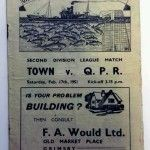 Signed by Grimsby Town squad in Feb 1951