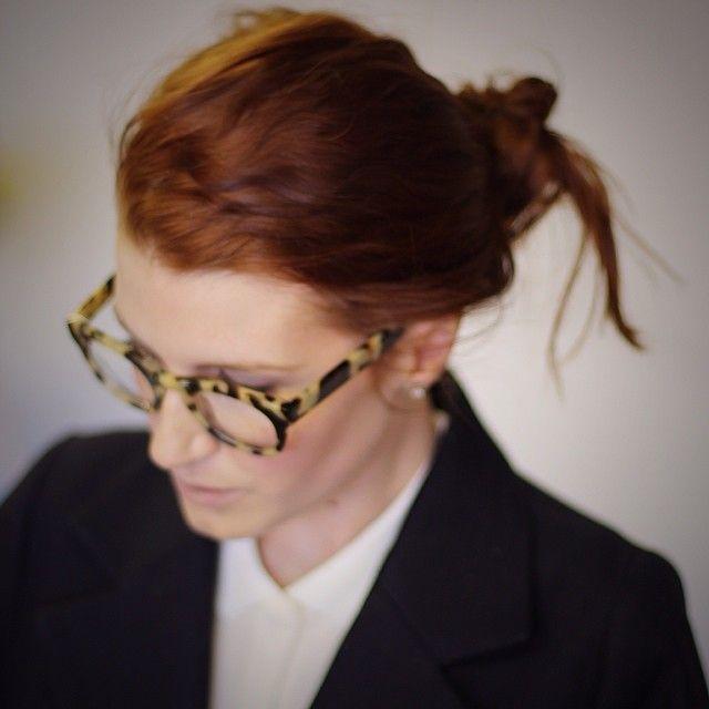 Kimball Eyeglasses In Marzipan Tortoise For Women Amber