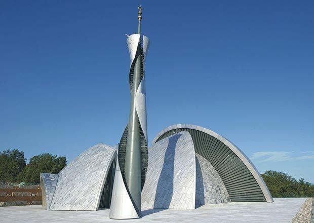Mosque in Rijeka  #rijeka #Croatia  www.casademar.com