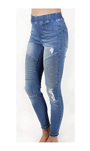 f314bbfaea84e New Grace and Lace Womens Motto Jeggings
