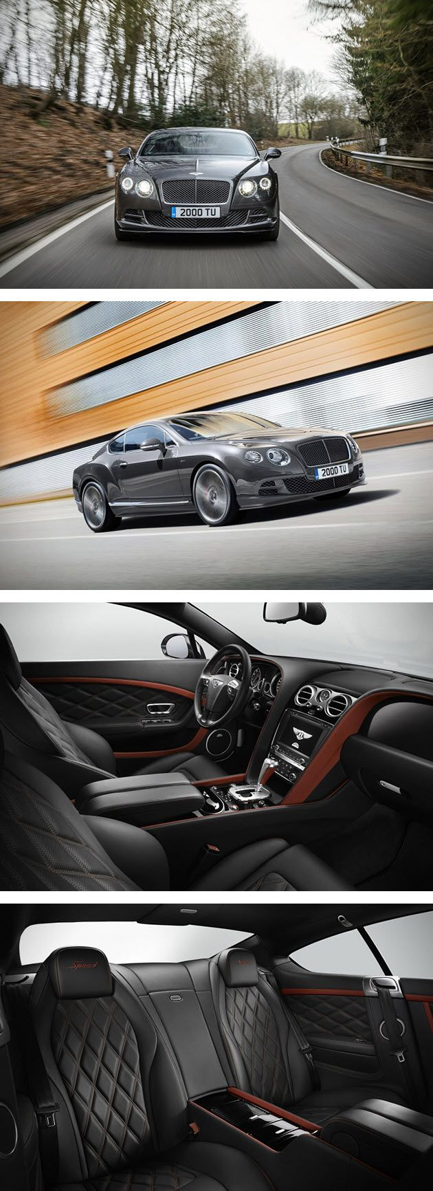2015 BENTLEY CONTINENTAL GT SPEED. Luxury safes, luxury cars, exclusive design, luxury goods, luxury life. For more luxury news check out: http://luxurysafes.me/blog/