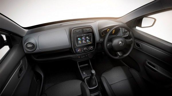 Renault Kwid The Twingo With The Tunes Of Duster City Car