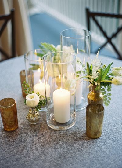 candle centerpiece | Virgil Bunao