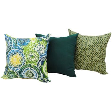 Jcpenney Decorative Throw Pillows : 8 best images about Pillows on Pinterest Floral prints, 32 and Clothing accessories