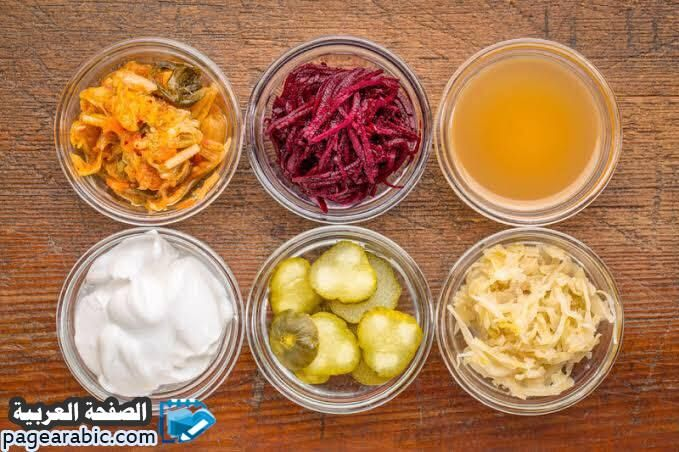ما هو البروبيوتيك فوائد الخمائر الحيوية الصفحة العربية Poor Digestion Gut Healing Diet Healthy Microbiome