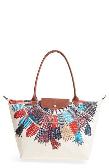 donna Collier Tote Da Si Large Pliage Massai può acquistare Le Longchamp w4vBxq