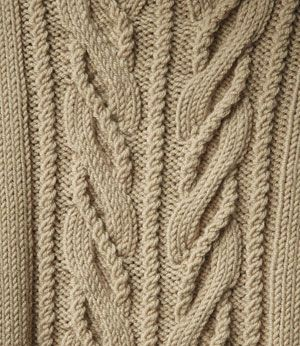 Wishbone | Berroco love this braided cable look.... maybe for a lap blanket