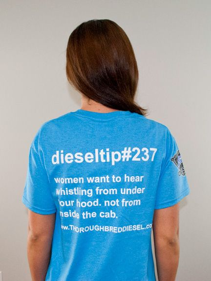 Thoroughbred Diesel DieselTip#237 T-Shirt