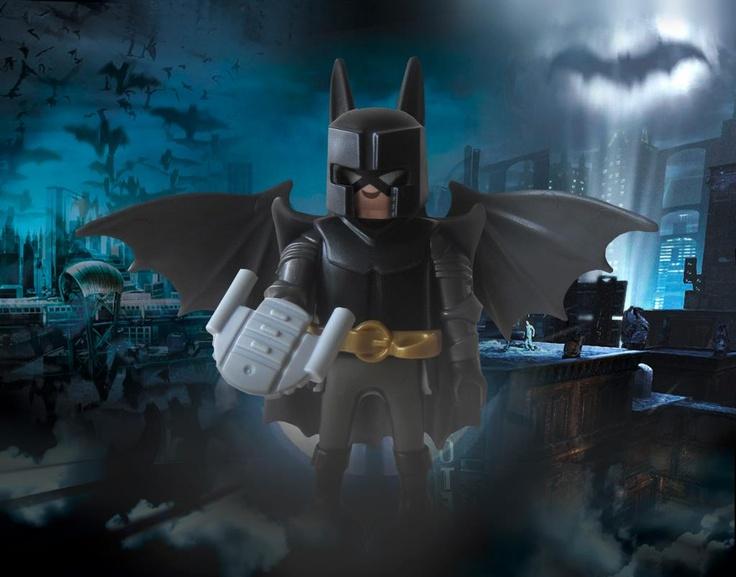 141 best playmobil images on pinterest batman - Batman playmobil ...