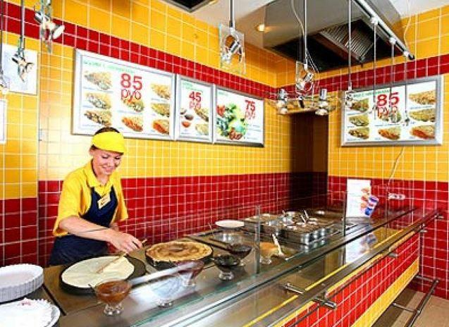 Fast Food Restaurants 19144