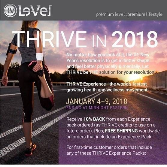 Now there is definitely no excuse not to be Thriving! Fill your nutritional gaps and give your body what it deserves! mental clarity lean muscle support digestive support immune support weight management clean energy restful sleep take your workouts to the next level 3 simple steps  #nutrition #vitamins #minerals #probiotics #prebiotics #digestiveenzymes #antioxidant #health #healthylifestyle #newyear #newyou #fitness #fitnessjourney #opportunity #changeyourlife #3simplesteps #workfromhome…