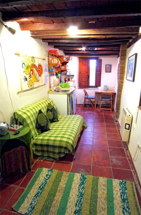 Self-catered apartments Granada Albaicin. Apartment 5