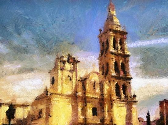 Wallpaper de Catedral de Monterrey