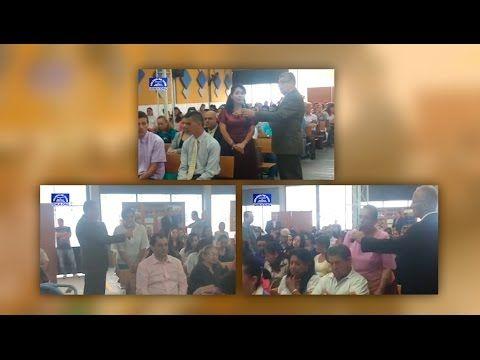 Testimonios en la Iglesia de Santa Rosa, Risaralda (Colombia) Mayo 2017