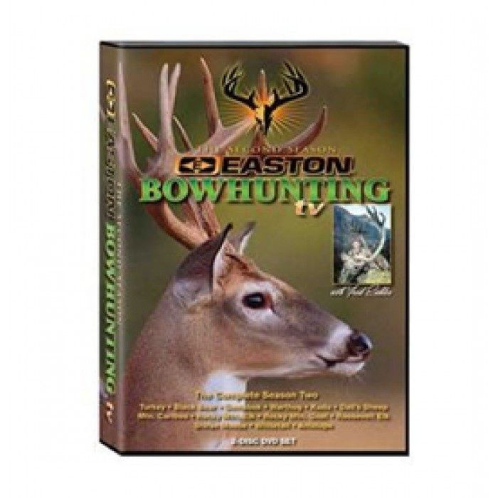 EASTON - Bow hunting TV - DVD Season 2
