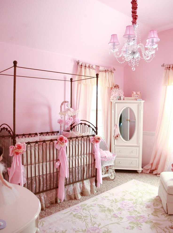 The perfect nursery (not that I am biased or anything) lol