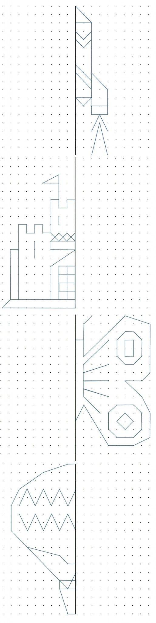 S'entraîner à la symétrie : un pack de fiches: