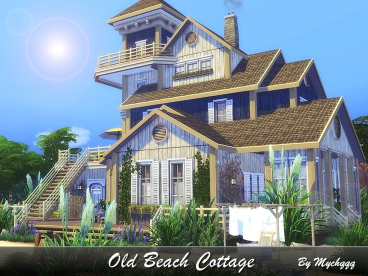 575 best sims 4 houses images on pinterest furniture for Classic house sims 4