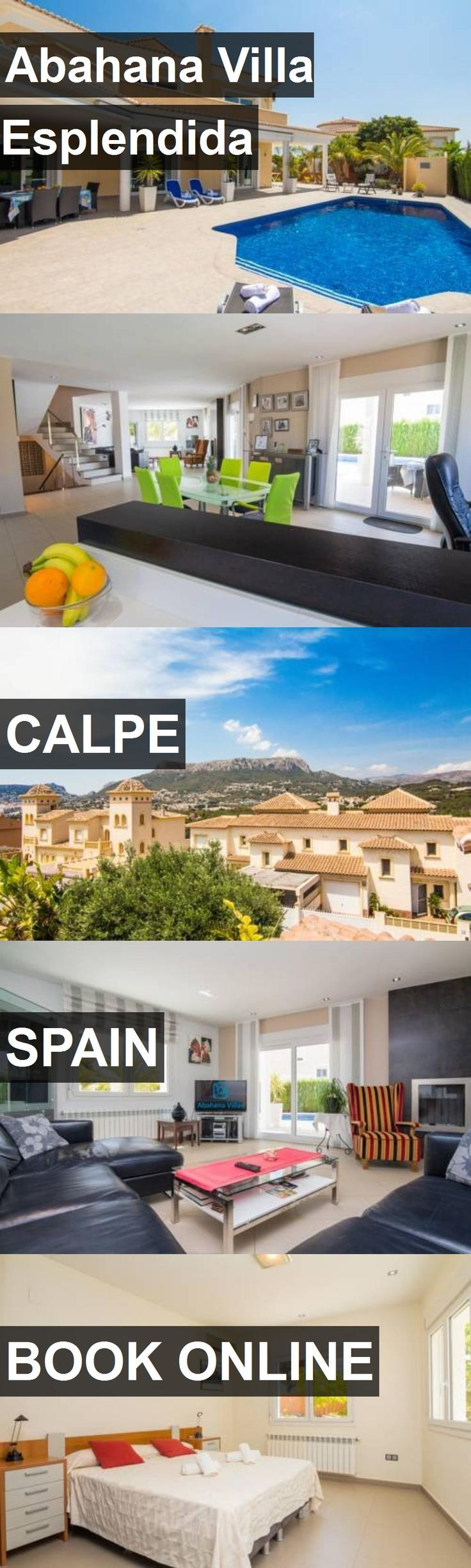 Hotel Abahana Villa Esplendida in Calpe, Spain. For more information, photos, reviews and best prices please follow the link. #Spain #Calpe #AbahanaVillaEsplendida #hotel #travel #vacation