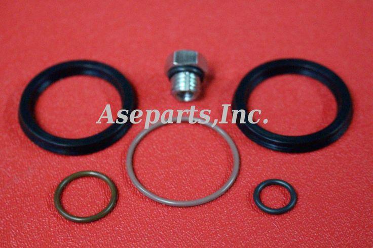 Duramax Diesel Fuel Filter Housing Seal Repair Kit Stainless Bleeder Screw 01-10 #AsepartsInc