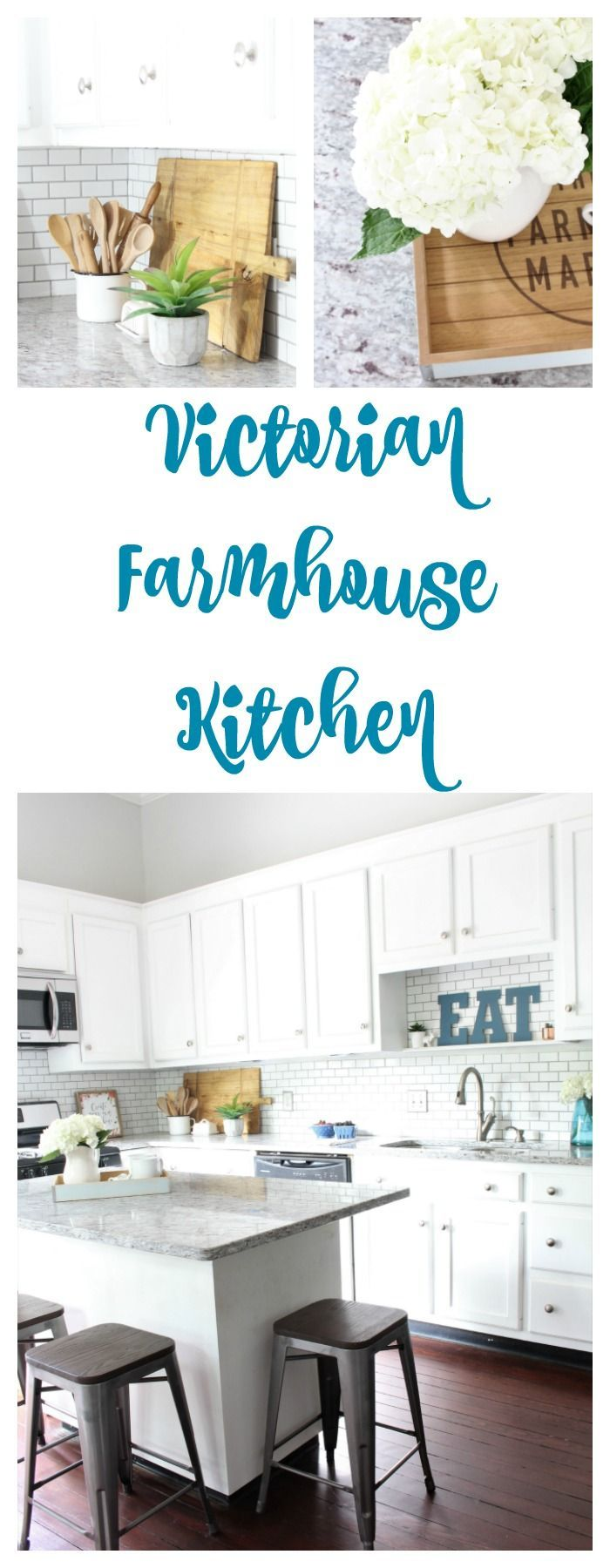 Victorian Farmhouse Kitchen   Room by Room Summer Series. 1615 best Finding Decorating Ideas and Inspiration images on