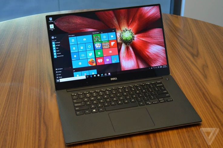Dell's XPS 15 now has a beautiful edge-to-edge display | The Verge