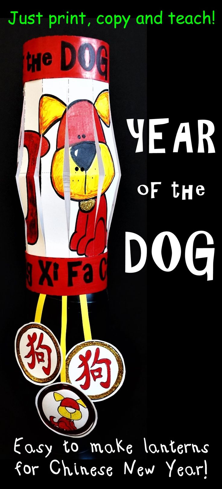180 best Chinese New Year images on Pinterest | Dog crafts, Chinese  lanterns and Chinese new years