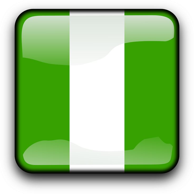 Nigeria Flag Country Nationality transparent image