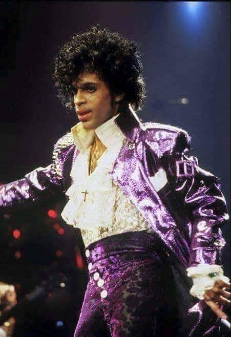 Prince - Purple Rain Tour 1985 More
