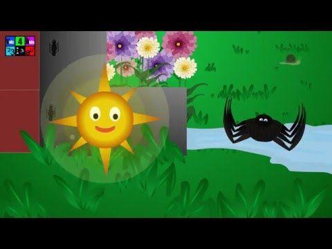 itsy bitsy spider - YouTube
