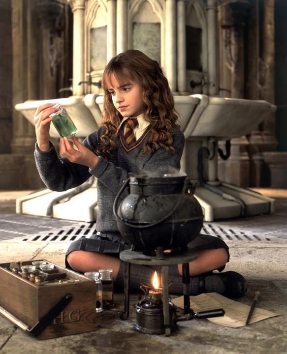 Harry Potter et la chambre des secrets. Le Polynectar.
