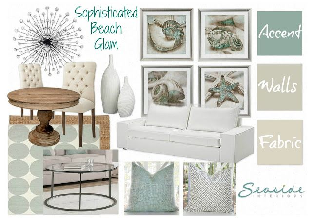 Beach Condo Renovations And Design Board By Seaside Interiors. See The Rest  Of The Makeover Part 73