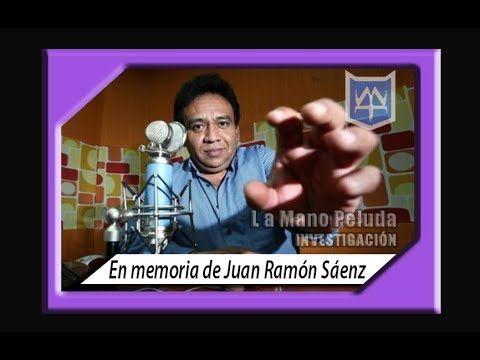 Especial Juan Ramón, La Mano Peluda Investigación(PODCAST) MIEDOTECA #400 300517 - YouTube