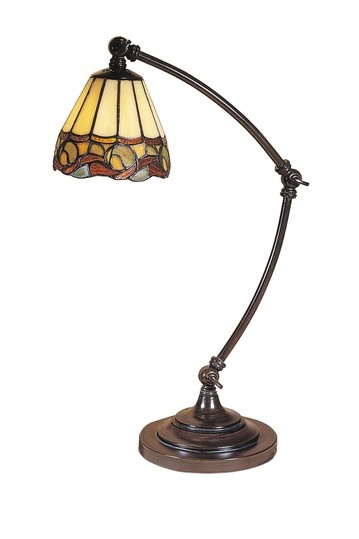 Ainsley Desk Lamp by Dale Tiffany