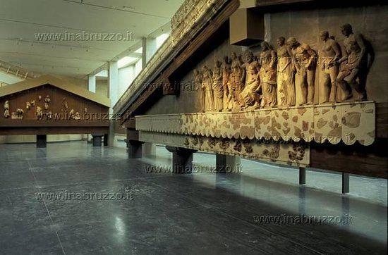 Museo Archeologico La Civitella, Chieti, Abruzzo