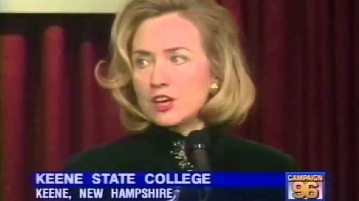 """WATCH Hillary Clinton's racist """"super predators"""" speech. Cenk Uygur, host of The Young Turks breaks down the speech and what Clinton really meant. Tell us wh..."""