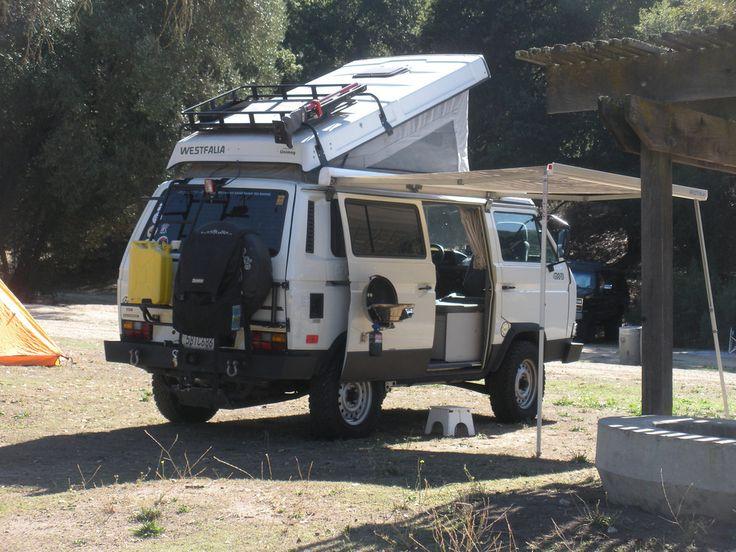 Volkswagen Westfalia Camper