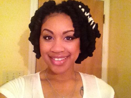 Yarn Braids Hairstyles: 85 Best Curly Locs Images On Pinterest