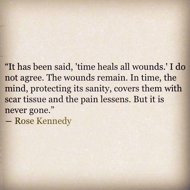 Rose Kennedy - smart lady!