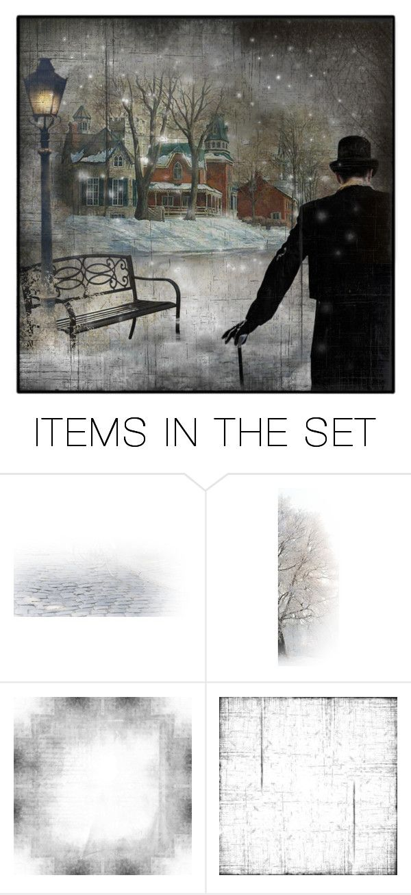 """""""Winter Begins"""" by ritadolce ❤ liked on Polyvore featuring art"""