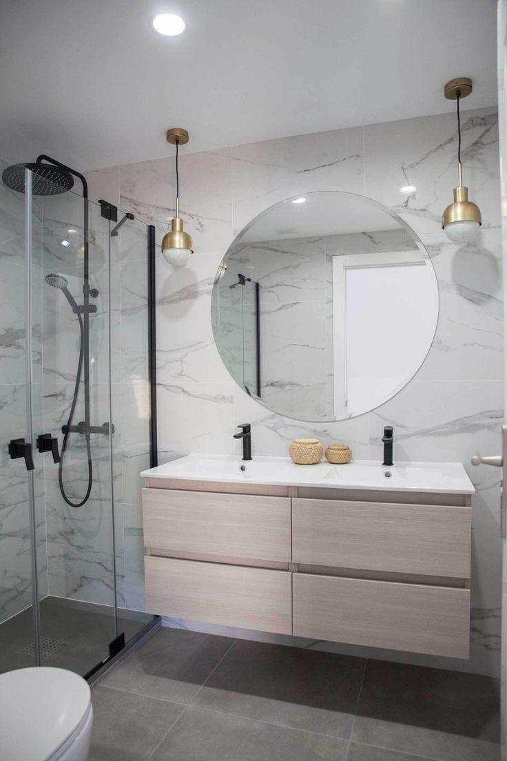 Reforma Integral Ba 241 O Home En 2019 Pinterest Bathroom Inspo Bathroom Spa Y Bathroom Interior