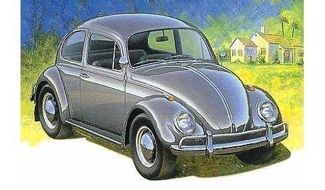 Tamiya - 24136 - Maquette de voitures / cars model kits - VW/Volkswagen 1300 Coccinelle (Beetle) 1966 - 1/24