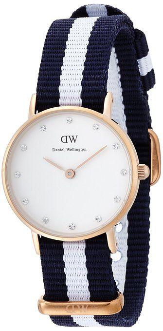 Daniel Wellington 0908DW Women's Watch With Swarovski Stones Classy Glasgow