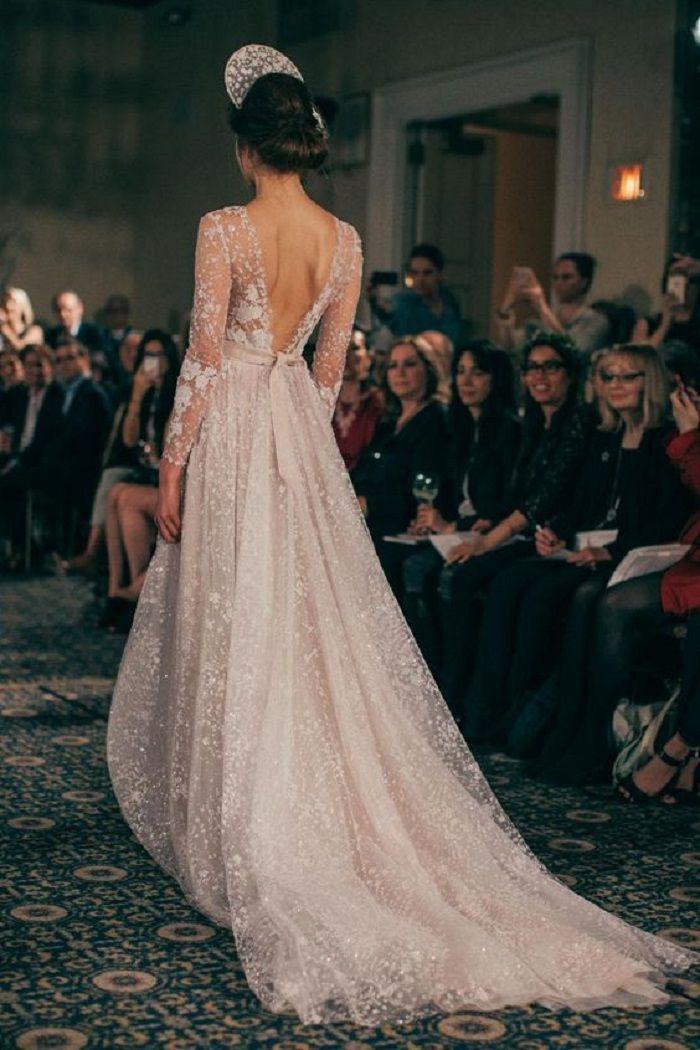 Wunderschöne Winter Brautkleider, die wir lieben, die für jede Winterhochzeit …