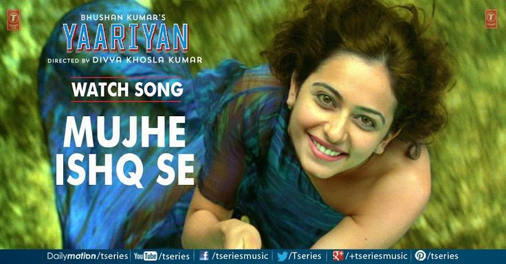 "Here we presenting full video song ""Mujhe Ishq Se"" from Bollywood coming-of-age romance adventure film Yaariyan in voice of Tulsi Kumar and Gajendra Verma. The music and lyrics are penned by Mithoon. The film released on 10 January 2014 with 1200 screens in India. Enjoy the song video right here. The movie is directed by Divya …"