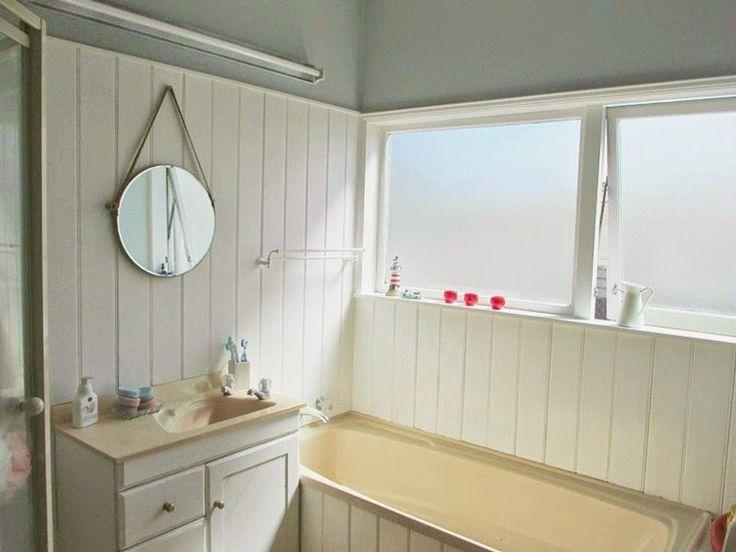 Bathroom makeover complete