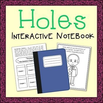holes essay plans The present, holes is a faithful and satisfying adaptation of a touching and funny book this study guide is for teachers and students,.