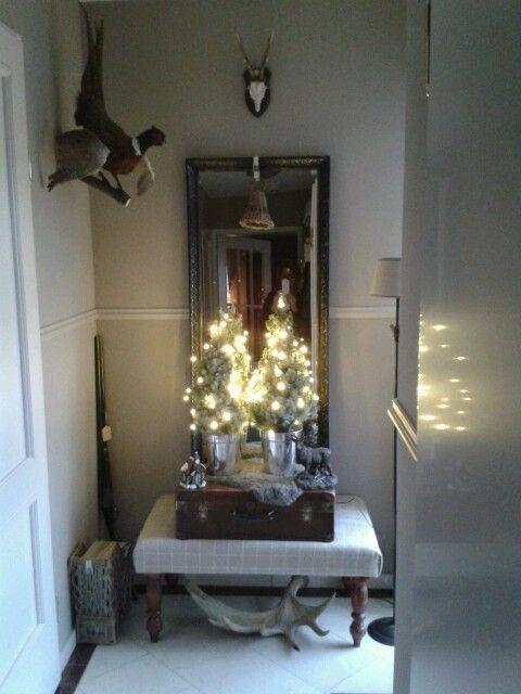 20 best kerst images on pinterest christmas ideas for Kerst ideeen voor in huis