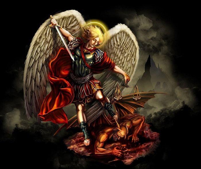 Conoce las mas poderosas oraciones a san miguel arcángel para protección, así como también un poco mas de su historia y simbología espiritual.