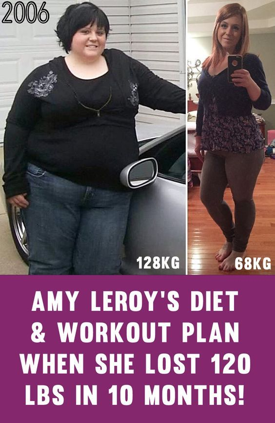 Amy LeRoy's Full Training   Diet Plan For Losing 120lbs In 10 Months-Throughout my highschool